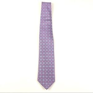 🌸 Nicole Miller New York Mens Silk Tie 1170